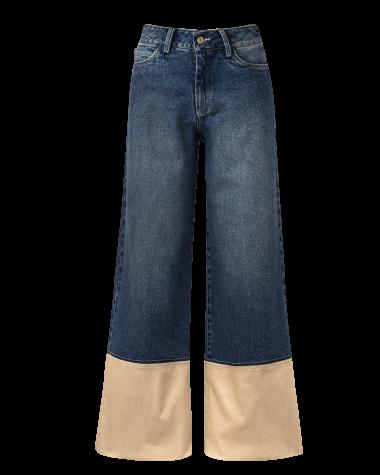 Eslajeans pinkfilosofy newseed jeans blue